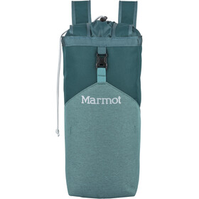 Marmot Urban Hauler Päiväreppu S, deep jungle/deep teal